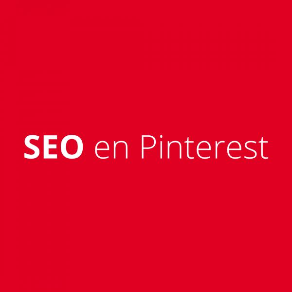 SEO en Pinterest